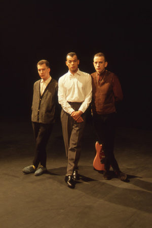 Fine Young Cannibals, London 1985. Fotograf: Bengt Grönkvist.