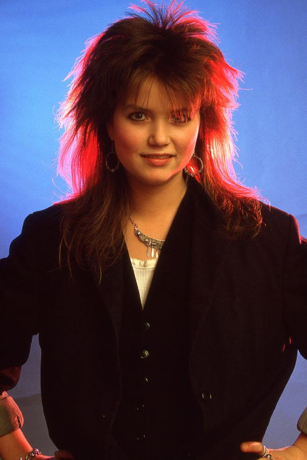 Tone Norum 1985 - Fotograf: Bengt Grönkvist
