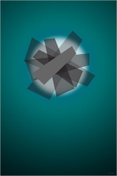 Shapes Of Things - 0040 - Konstnär: Bengt Grönkvist