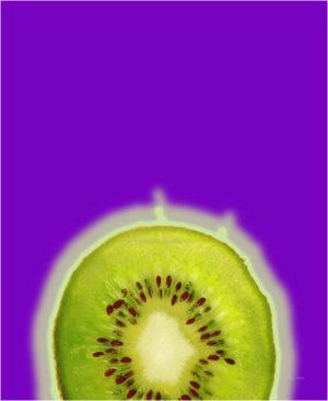 Purple Kiwi - 0042 - Konstnär: Bengt Grönkvist