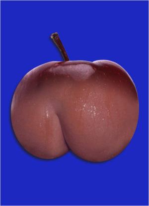 Applecheeks - 0058 - Konstnär: Bengt Grönkvist
