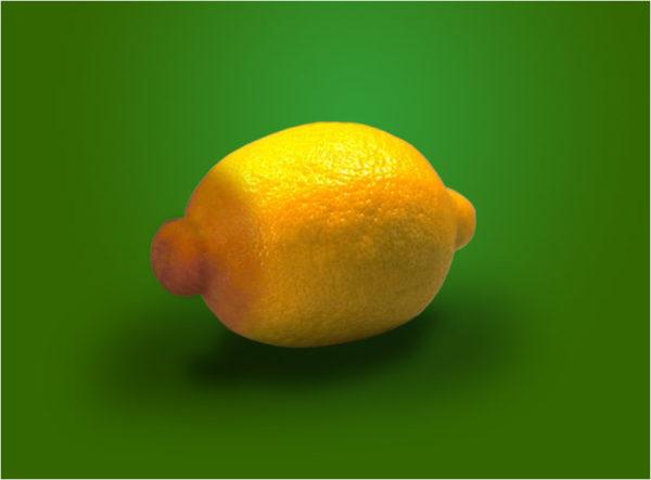 Nipple Of Lemon - 0059 - Konstnär: Bengt Grönkvist