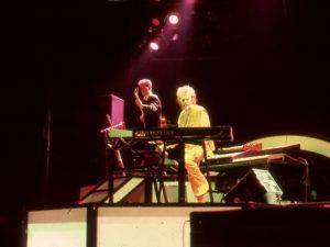 Howard Jones, Royal Albert Hall, London 1984. Fotograf: Bengt Grönkvist.
